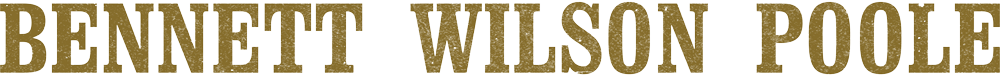 Bennett Wilson Poole logo